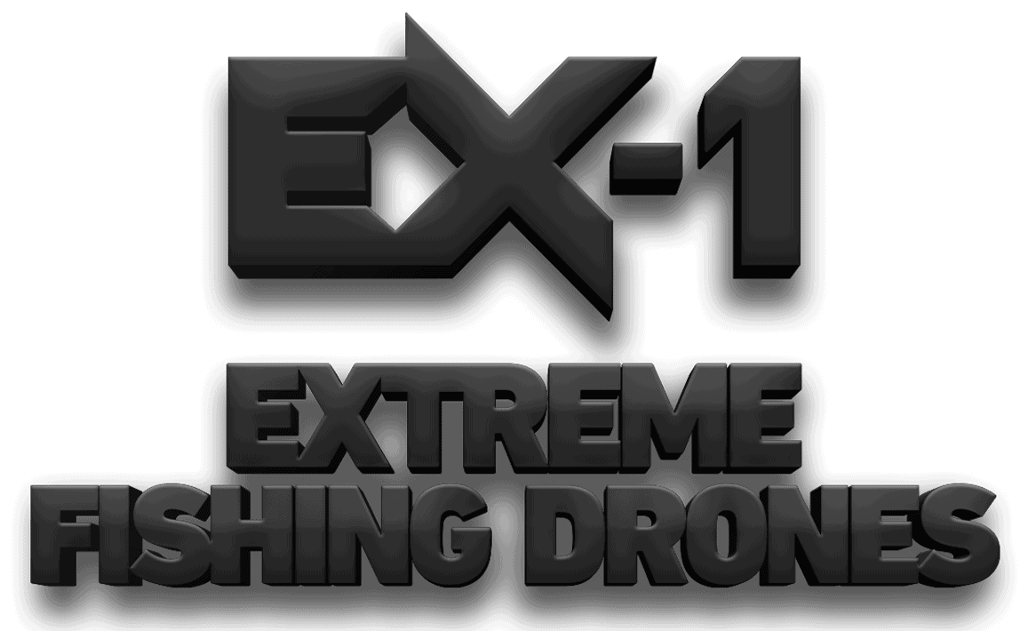 Cuta-Copter EX-1 - Extreme Fishing Drones